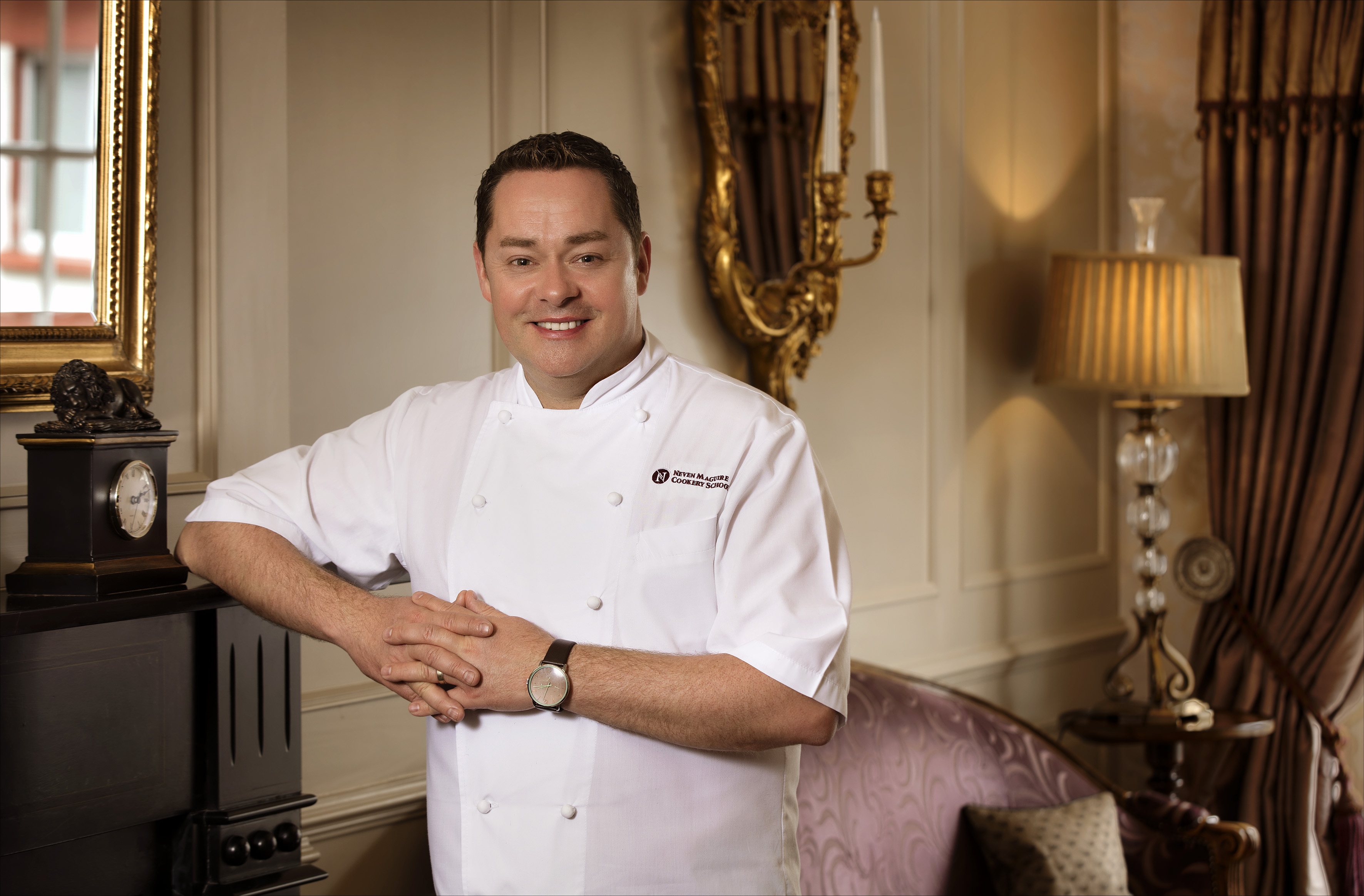 Watch our ambassador Neven Maguire's Dine in the Dark Experience