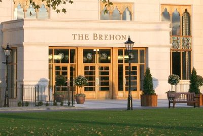 The Brehon Hotel Killarney – Nov 9th