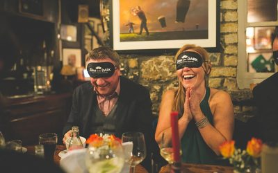 Dine in the Dark 2018 – Feast your imagination