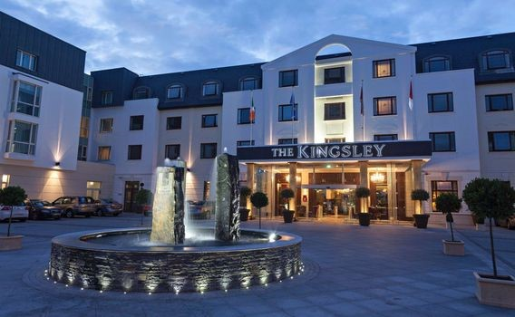 The Kingsley Hotel, Cork – TBC
