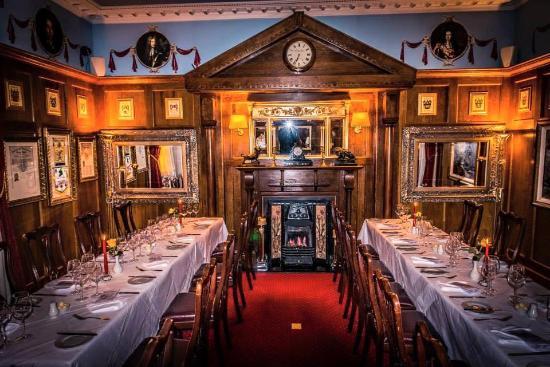 Scholars Townhouse Hotel, Drogheda – Nov 15th