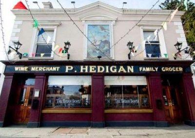 Hedigans 'The Brian Boru', Dublin – TBC