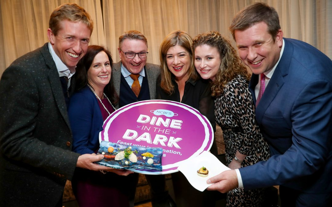 Feast your imagination, not your eyes with Dine in the Dark from the National Council for the Blind