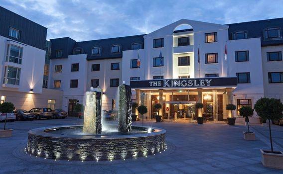 The Kingsley Hotel, Cork – TBC