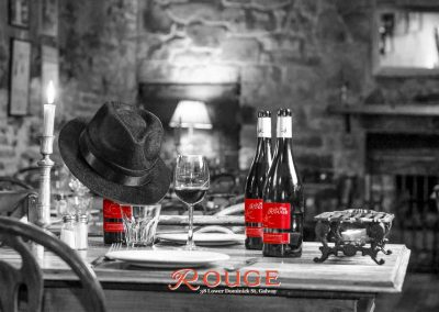 Rouge Restaurant, Galway – Nov 21st